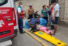 Piura: Indeci reporta que fuerte sismo en Sullana deja 26 heridos y 1.573 afectados