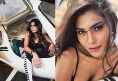 Modelo Zara Abid es una de las víctimas mortales que dejó el accidente aéreo en Pakistán