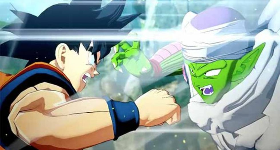 Bandai Namco anunció un nuevo videojuego de rol basado en la franquicia de Dragon Ball Z.