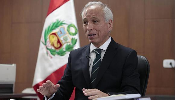 """Vásquez Ríos remarcó que la JNJ cumplirá con """"todos los estándares propios del debido proceso, en donde esté plenamente garantizado el derecho de defensa de los investigados"""". (Foto: GEC)"""