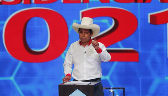Pedro Castillo aseguró que presentará una agenda al próximo Congreso priorizando salud y educación (GEC).