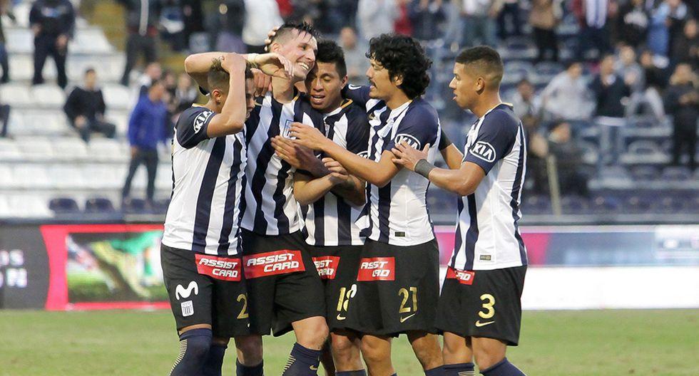 Alianza Lima recibe a Binacional en Matute por la fecha final del Apertura. (Foto: Facebook Alianza Lima)