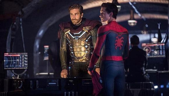 """Tom Holland y Jake Gyllenhaal mantienen una sólida relación tras el rodaje de """"Spider-Man: Far From Home"""". (Foto: @tomholland)"""