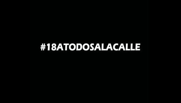 (Imagen: facebook.com/argentinosindignados)