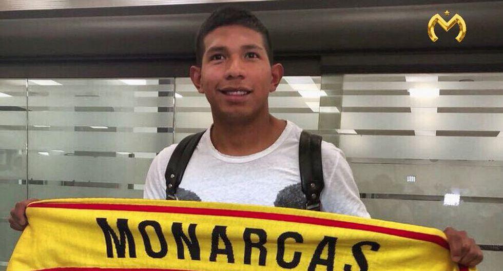 Edison Flores llegó hoy a Michoacán. (Morelia)