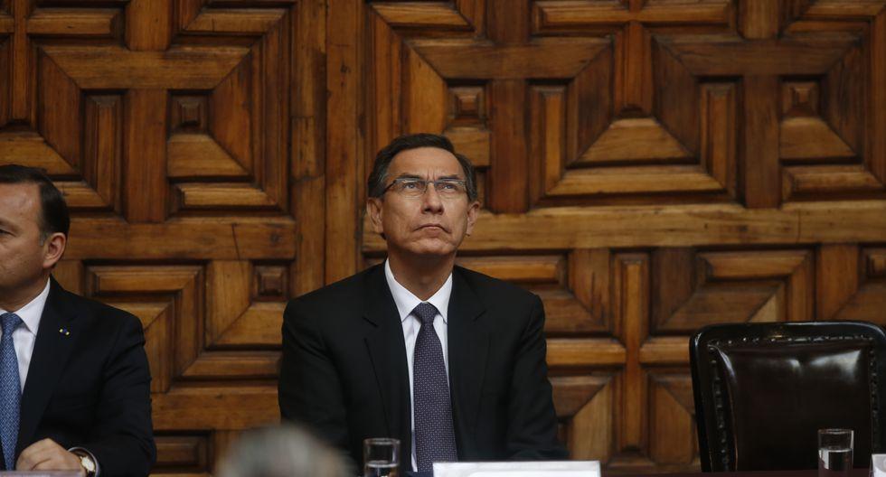 Martín Vizcarra (Mario Zapata/GEC)