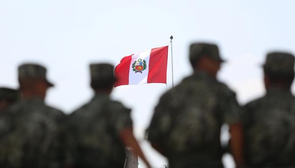 Soldados fueron separados de sus cargos y denunciados ante las autoridades del fuero civil y del fuero militar. (Foto: Archivo GEC)