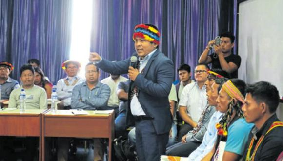 Comunidades de Loreto amenazan con paralizar la actividad petrolera. (Foto: Alienor de Sas)