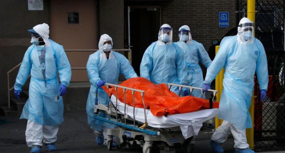 Coronavirus USA I Coronavirus en Estados Unidos: Nueva York sufre ...