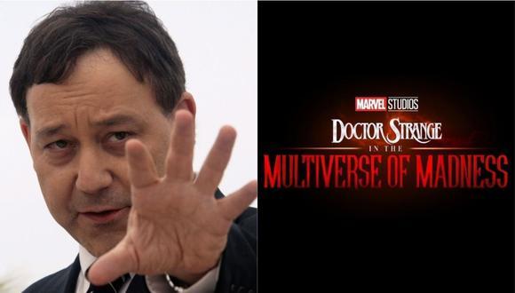 """Sam Raimi está en conversaciones con Marvel para dirigir la secuela de """"Doctor Strange"""". (Foto: AFP)"""