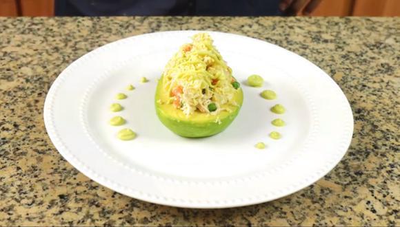 Cualquier palta es ideal para este plato, pero se recomienda utilizar la palta fuerte. (Foto: Sabores del Perú)