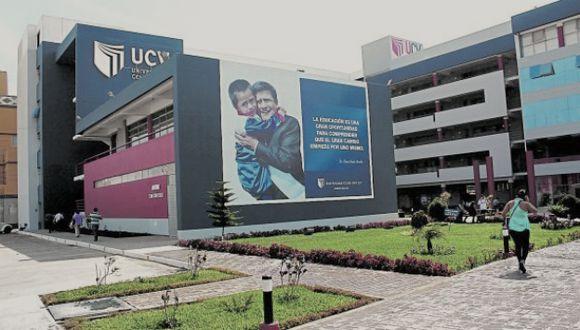 UCV: Universidad fundada por César Acuña habría sido favorecida para capacitar personal de la Sunat. (Fabiola Valle)