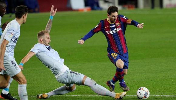 Lionel Messi rompe silencio para aclarar su futuro (Foto: Reuters)