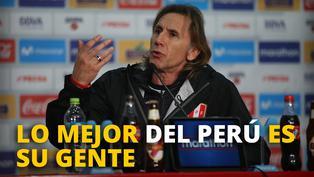 """Ricardo Gareca: """"El Mundial es sólo un comienzo"""""""