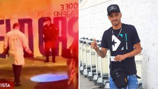 Futbolista Patricio Arce resultó herido tras balacera que dejó un muerto en el Callao