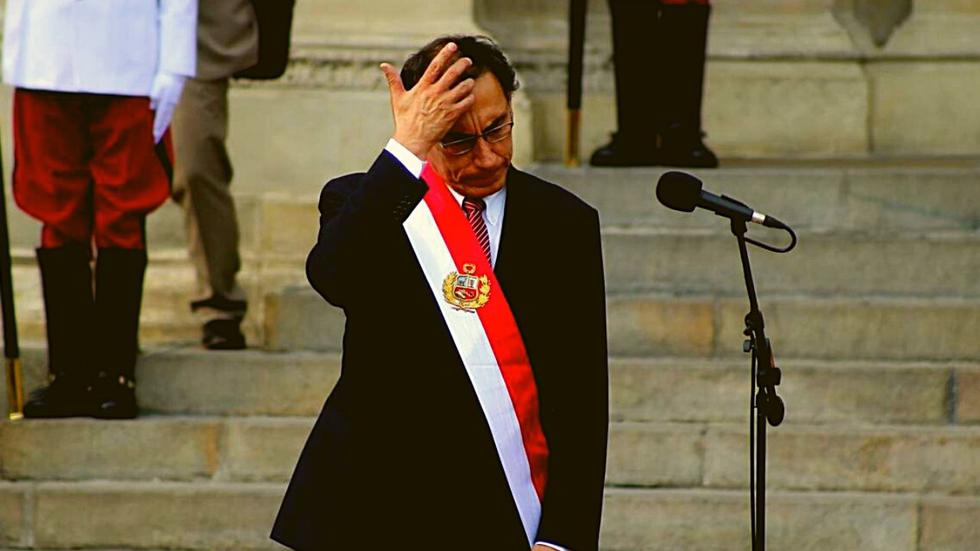 Martín Vizcarra ofreció disculpas por colocar al país en una nueva crisis con estos audios