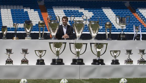 Iker Casillas lo ganó todo con Real Madrid y la selección de España. (Foto: AP)