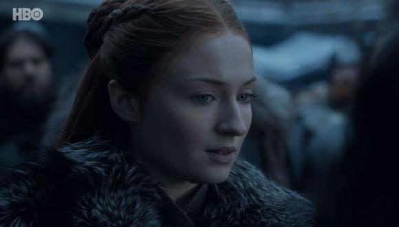Sansa Stark evidenció su rechazo a Daenerys Targaryen (Foto: Game of Thrones / HBO)