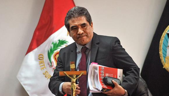 Suspenden por seis meses a juez Ángel Ernesto Mendívil Mamani.
