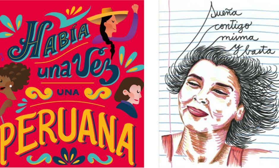Entre las ilustres peruanas que se relatan en el libro está la poeta Blanca Varela, dibujada por Elianna Otta (Difusión).
