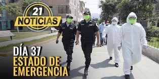 Coronavirus en Perú: Desde Moquegua, día 37 de estado de emergencia