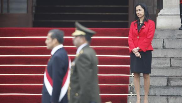 Pese a su desmentido, el debate de la 'reelección conyugal' es una sombra para Heredia. (Luis Gonzales)