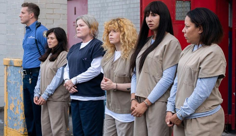 """""""Orange is The New Black"""" lanza campaña a favor de la reforma penal en Estados Unidos. (Foto: @OITNBLat)"""