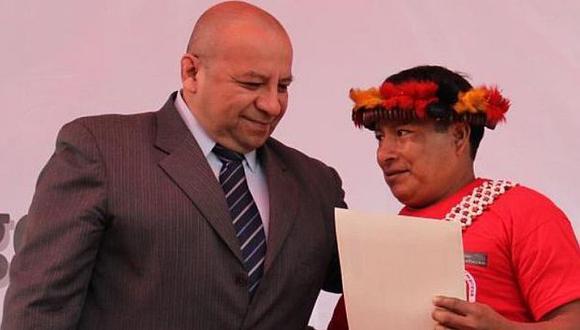 Burneo expuso ante la CADE. (Andina)