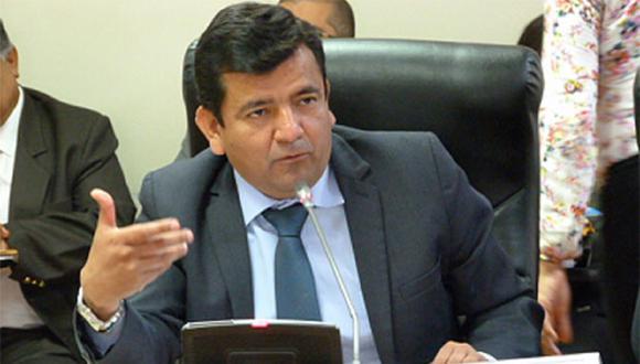 Luis López Vilela fue acusado de tocamientos indebidos por Paloma Noceda. (Foto: Agencia Andina)