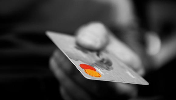 Recuerde no brindarle a nadie los datos de su tarjeta de crédito. (Foto: Pixabay)