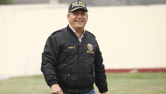 Daniel Urresti no podría postular por el Partido Nacionalista. (Perú21)