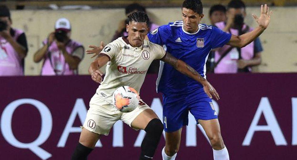 Universitario y Cerro Porteño jugarán el duelo de vuelta el 12 de febrero. (Foto: AFP)