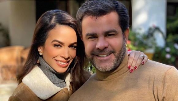 Eduardo Capetillo conmueve a Biby Gaytán con confesión familiar. (Foto: Instagram)