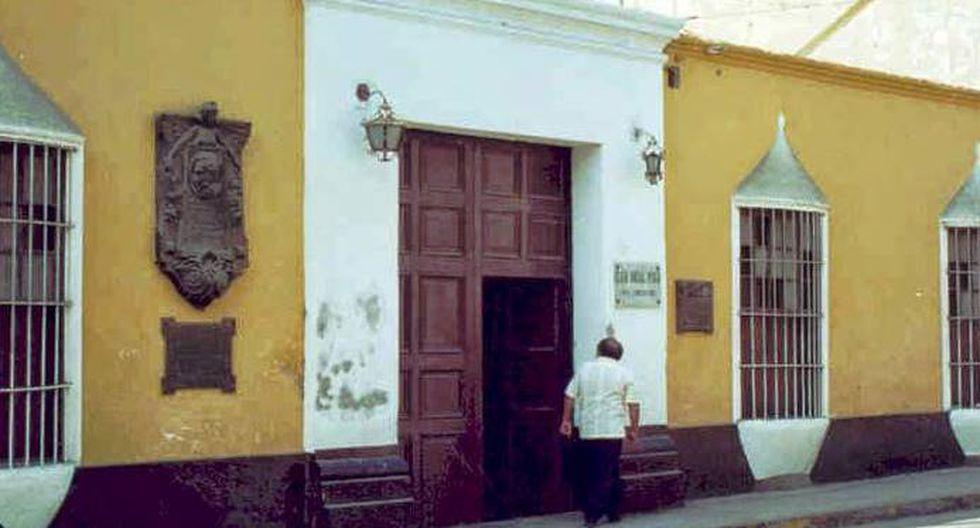Luego del terremoto, la casa San Martín quedó destruida casi al cien por ciento. Apenas quedó un marco de la fachada y el pedestal con el busto del libertador, que a la fecha permanece intacto.