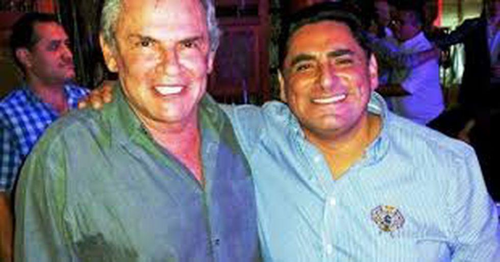 ¿Luis Castañeda Lossio ya no se acuerda cuando aprobaba la imitación de Carlos Álvarez?