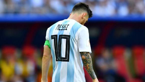 Lionel Messi no juega un partido oficial en la selección de Argentina desde el Mundial 2018. (Foto: Reuters)
