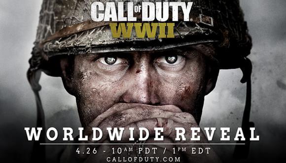 Call of Duty WW2: Activision revela el nombre de la siguiente entrega de la saga (Activision)