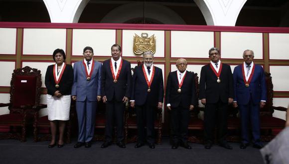 El Tribunal Constitucional se mostró en contra del proceso en el Congreso. (Perú21)