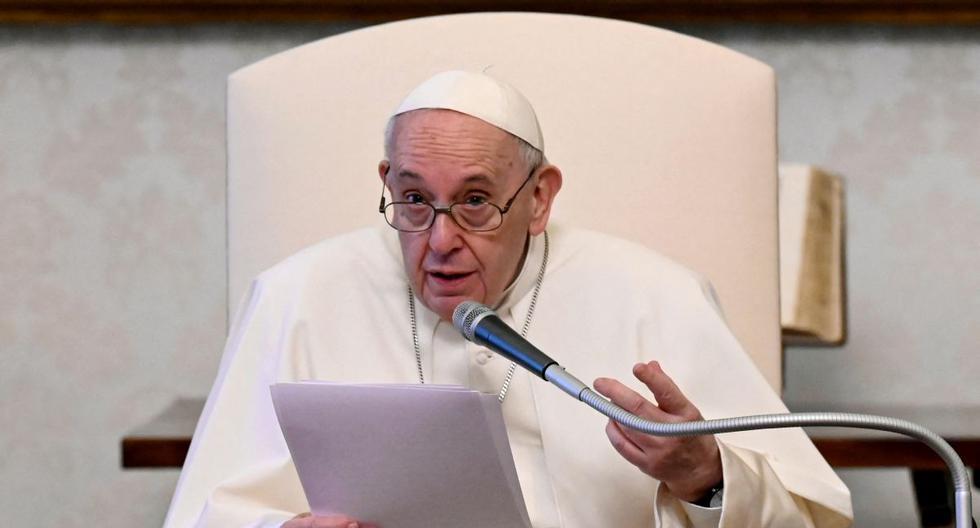 Imagen del papa Francisco. (Foto: AFP).