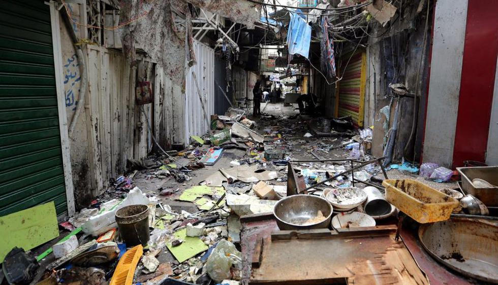Estado Islámico perpetró un ataque en Iraq que dejó, al menos, 27 muertos (Efe).
