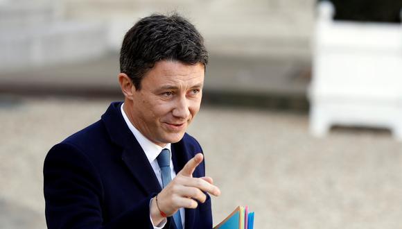 Benjamin Griveaux, portavoz del gobierno francés. (Foto: EFE)