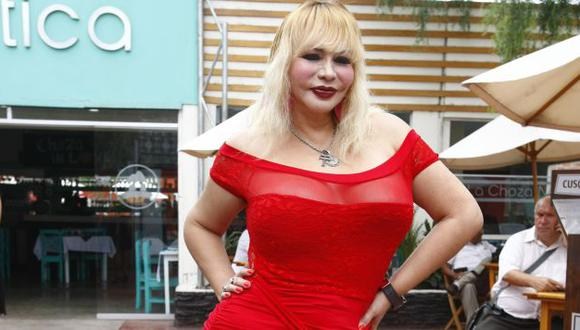 Susy Díaz participó en VBQ: Todo por la fama. (USI)