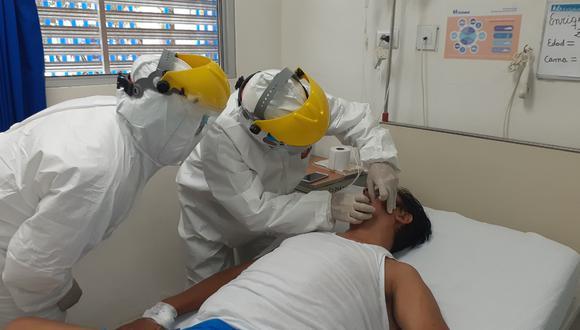 San Martín: EsSalud Tarapoto realiza más de 15 mil atenciones odontálgicas en lo que va del año (Foto: EsSalud)
