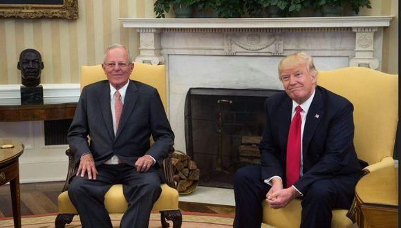 La presencia de Donald Trump aún es una incertidumbre en la Cumbre de las Américas. (AFP)
