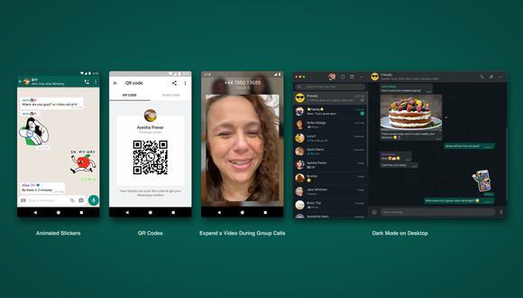 La aplicación WhatsApp anunció a través de su blog una serie de novedades en su sistema. (Foto: WhatsApp).
