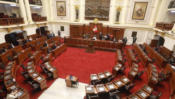 El Pleno del Congreso termina la legislatura el próximo 18 de diciembre. (Foto: Congreso)