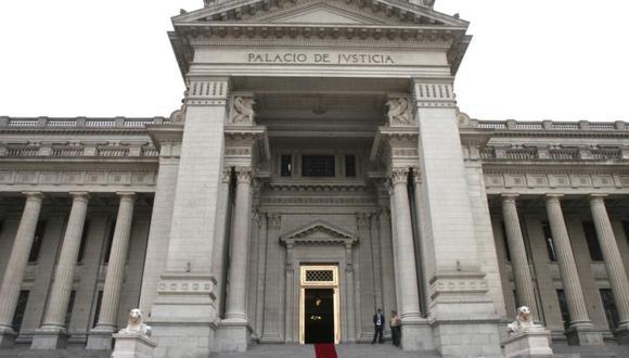 El Poder Judicial confirmó dos cambios en los jueces de investigación preparatoria de la corte especialziada.  (Foto: Andina)