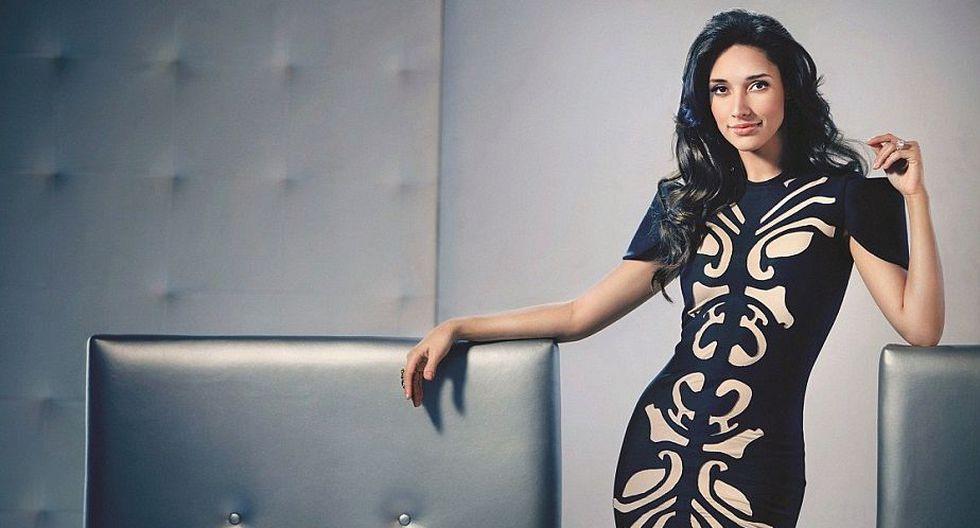 La dominicana ex-Miss Universo 2003 Amelia Vega es esposa de Al Horford, jugador de los Atlanta Hawks. (Cortesía: chikasurbanas.net)