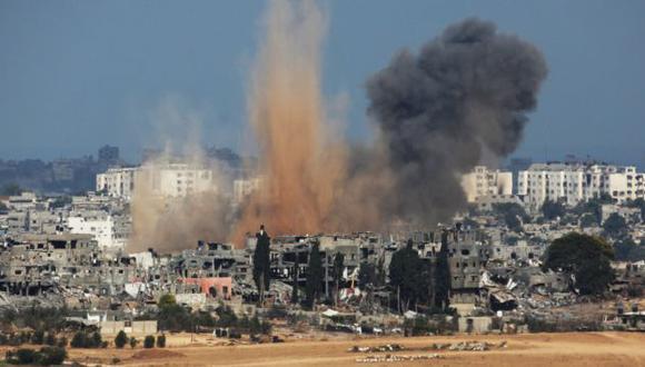 Cohete disparado desde Gaza cae en sur de Israel antes de fin de la tregua. (AFP)