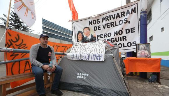 """Mark Vito: """"Si hay 'pitufeo' es necesaria para que la plata entre al partido"""". (Foto: Manuel Melgar/GEC)"""